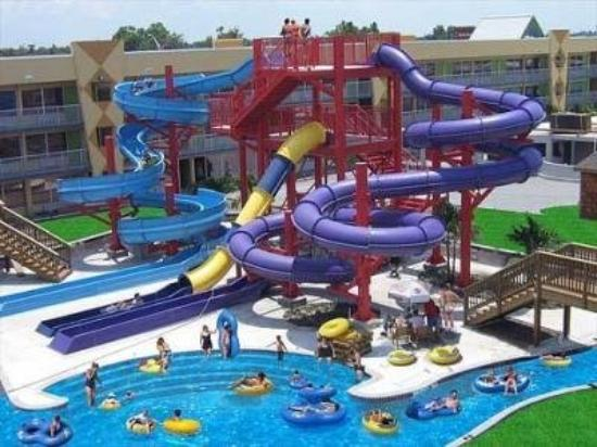 Photo of Flamingo Waterpark Resort Kissimmee