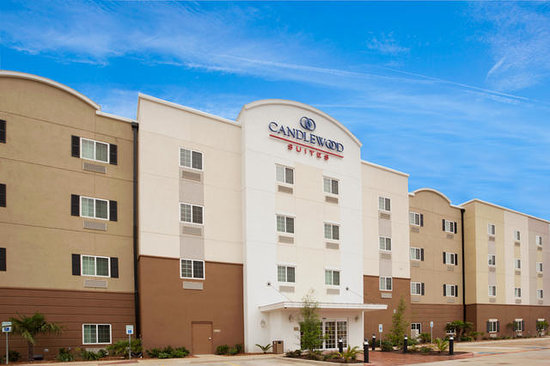 Candlewood Suites San Antonio Downtown: Front View