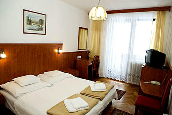 Hotel Pension Helios: Room