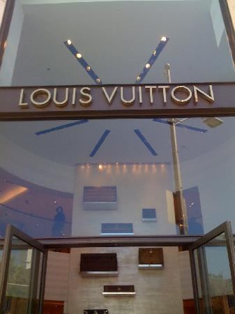 Lv Store Picture Of Rodeo Drive Beverly Hills Tripadvisor