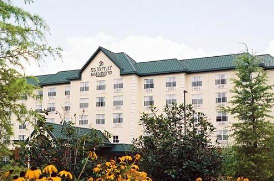 Country Inn & Suites Atlanta/Gwinnett Place Mall: Country Inn & Suites Gwinnett - Exterior