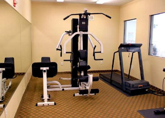 Comfort Suites Downtown South: Fitness