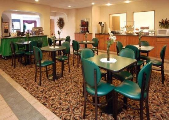 Comfort Suites Auburn Hills: Restaurant