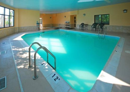 Comfort Suites Leesburg: Pool