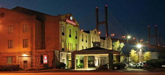 Photo of Comfort Suites Historic District Savannah