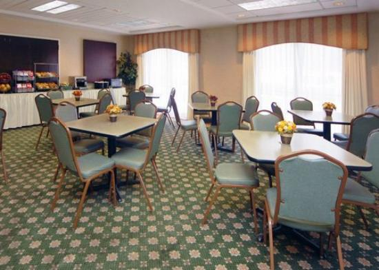 Comfort Suites Martinsburg: Restaurant