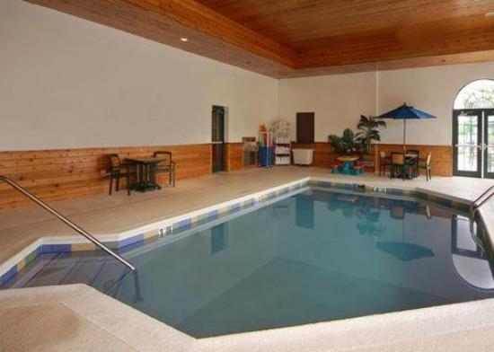 Comfort Suites Aurora: Pool