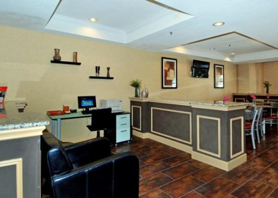 Comfort Suites Las Colinas Center: business center