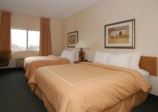 Comfort Suites: Guest Room