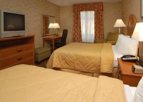 Comfort Inn Beckley: Guest Room
