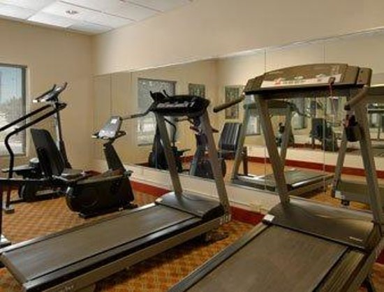 Hotel MayQueen: Fitness Center