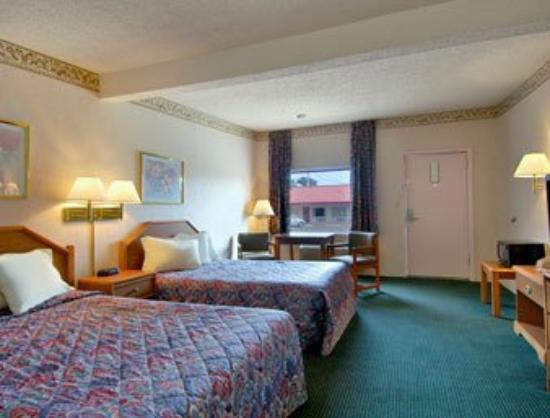 Days Inn Mountain View: Guest Room