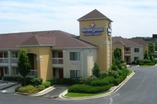 Homestead Studio Suites - Baltimore - BWl Airport: Exterior