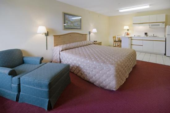 Homestead Studio Suites - Washington, DC - Dulles Airport - Sterling: King Studio Suite