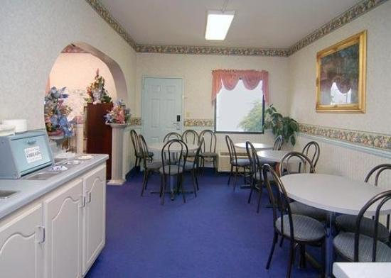 Econo Lodge &amp; Suites: Restaurant