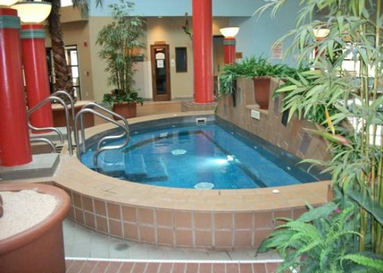 Econo Lodge: Hot Tub