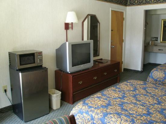 Econo Lodge Airport: double room