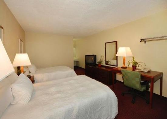 Econo Lodge North: Guest Room