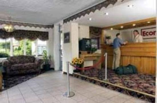 Econo Lodge: Lobby