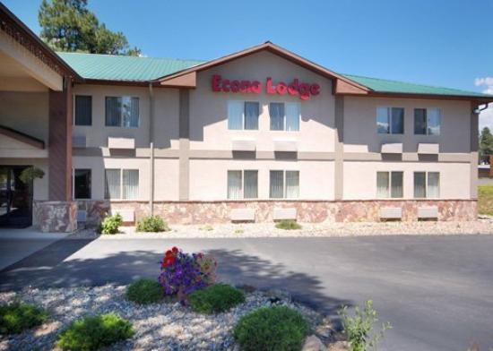 Econo Lodge - Pagosa Springs: Exterior