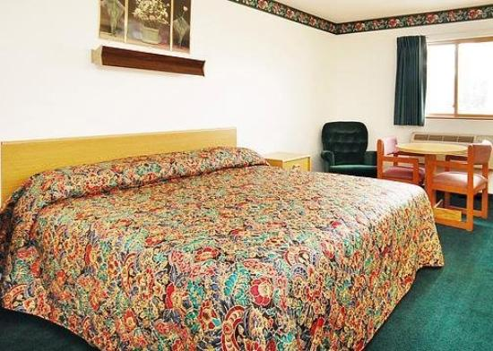 Econo Lodge Fort Collins: Guest Room