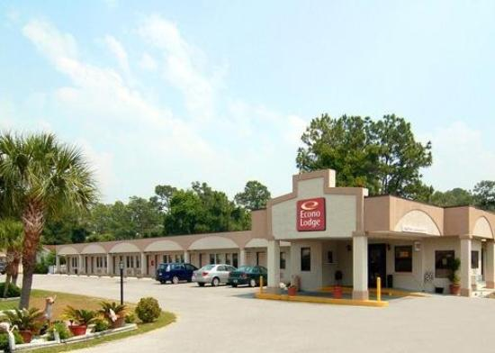 Econo Lodge: Exterior