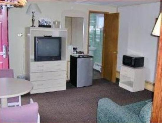 Economy Inn of Rutland: Room