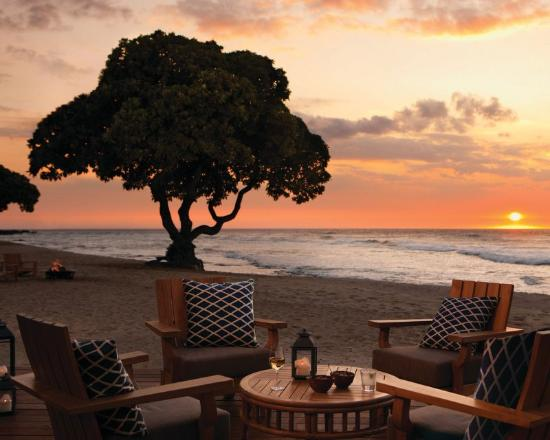 Four Seasons Resort Hualalai at Historic Ka'upulehu: KONBar