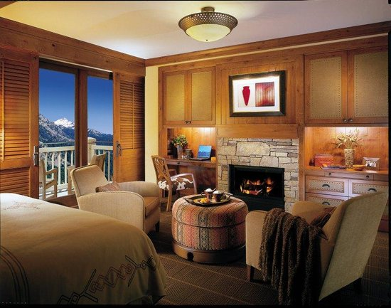 Four Seasons Resort Jackson Hole: JAC Room