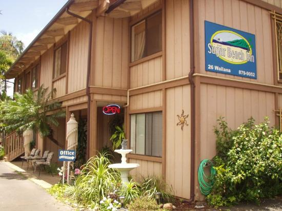 Maui Sugar Beach Inn: Exterior view