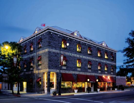 Hotel La Rose: Exterior