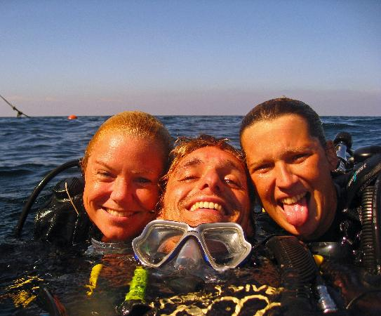 Seashell Divers: Divemaster Training