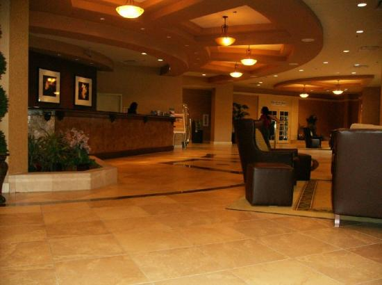Holiday Inn Jacksonville - I-95 &amp; Baymeadows: Recepo