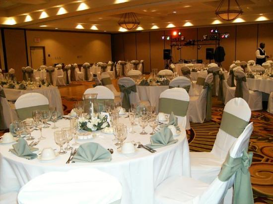Holiday Inn Jacksonville - I-95 &amp; Baymeadows: Sala para banquetes