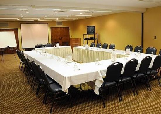 Clarion Inn Michigan City: Meeting Room