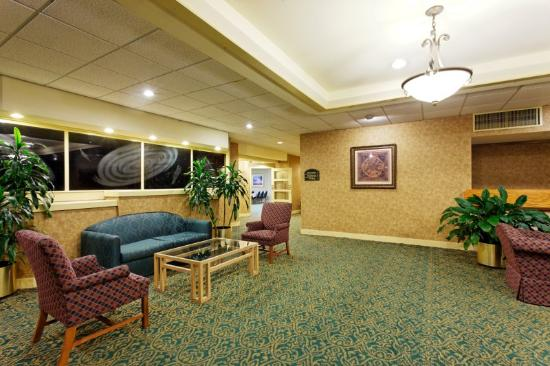 Holiday Inn Express Hotel &amp; Suites Hunstville-University Drive: Ante-sala de evento