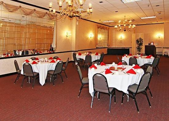 Clarion Inn: Meeting Room