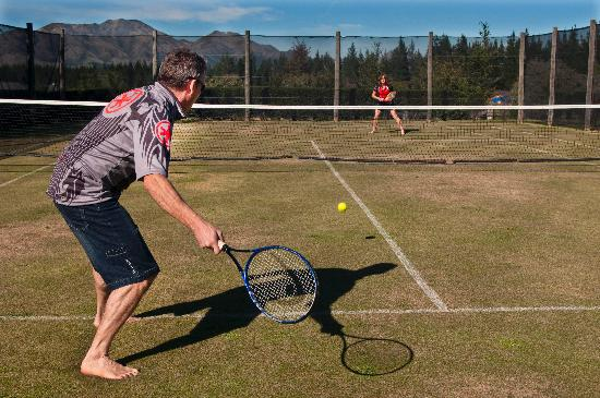  : Lawn tennis at Rippinvale