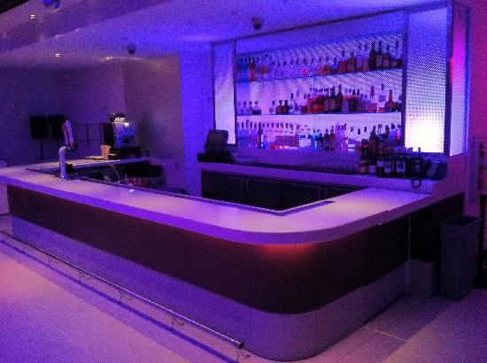 Bar Lounge On Four Picture Of Yotel New York At Times
