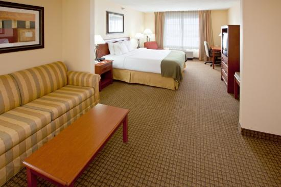 Holiday Inn Express Greenville: Suite