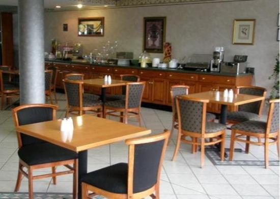 Quality Inn Troutville: Restaurant