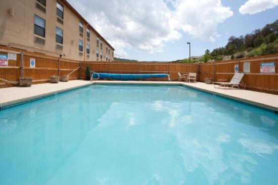 Ruidoso Mountain Inn: Piscina
