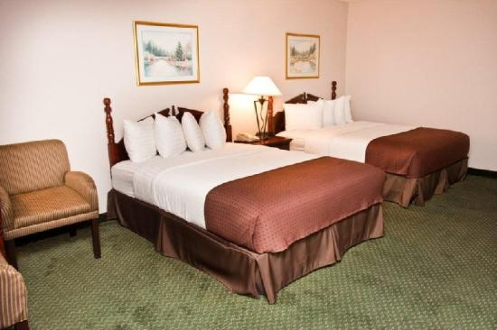 Nashville Hotel at The Crossings: Quarto com cama de casal
