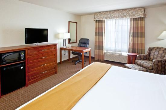Holiday Inn Express Grandville: King Bed Guest Room