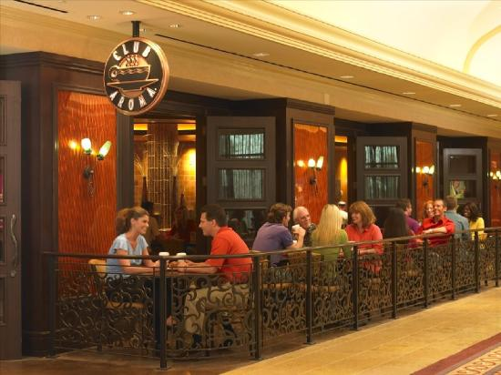 Hollywood Casino St. Louis: Restaurant