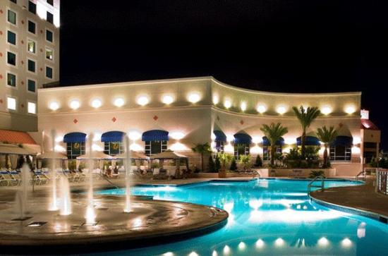 Grand Biloxi Casino Hotel & Spa: Pool View