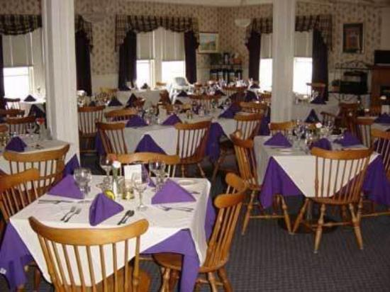 Higgins Beach Inn: Restaurant