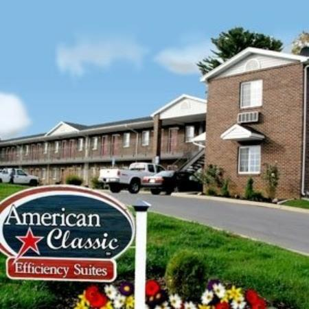 ‪American Classic Suites Johnson City‬