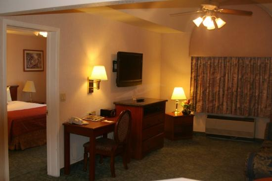 Valley Park Hotel: Hotel Delux Suite