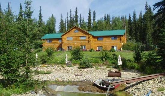 A Taste of Alaska Lodge